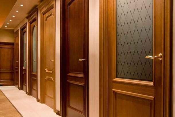 Внутренние межкомнатные двери