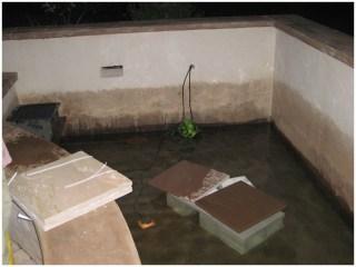 Подиумы под горшок фонтана