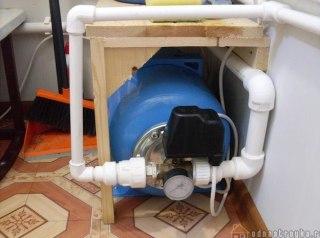 Гидроаккумулятор для бесперебойной подачи воды в доме