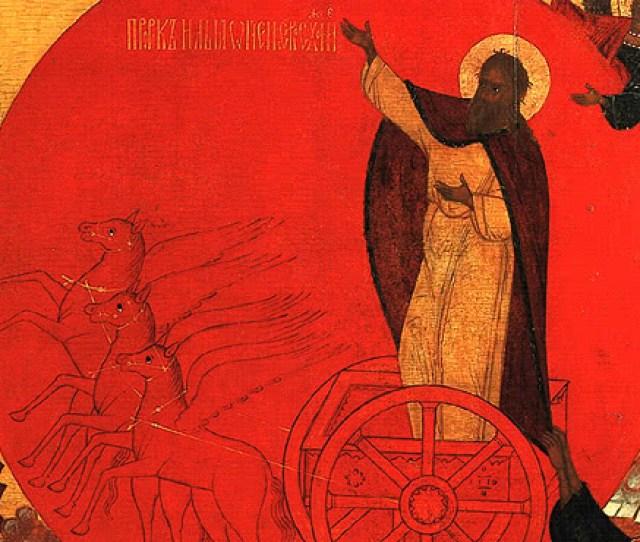 Opus Dei Exemple De Credinta Iv Profetul Ilie