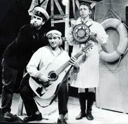 Театр «Ложа». Спектакль «Мы плывём».