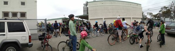 Saddle Up at JAMS for Kidical Mass Ride