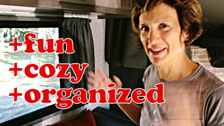 Ep 6: Organizing Tips for Your Rental RV