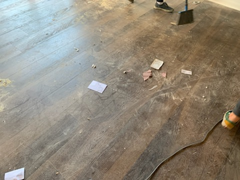 Kitchen-Floor-Before-Construction-Cleaning-Services