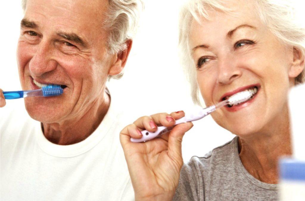 Os Problemas Orais e a Higiene Oral na 3ª Idade