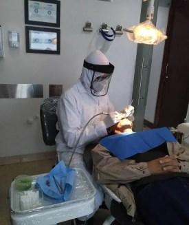 coronavirus en odontología