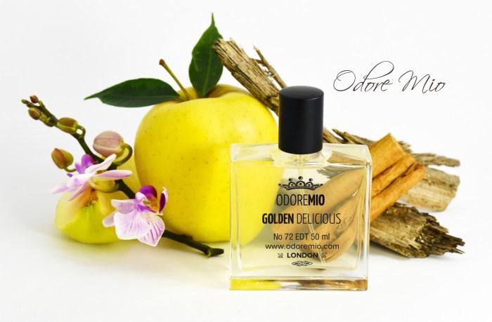 Odore Mio Golden Delicious Perfume