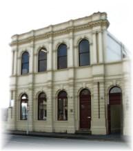 Oamaru stone Building 6