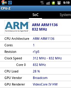 CPU-Z-procesor