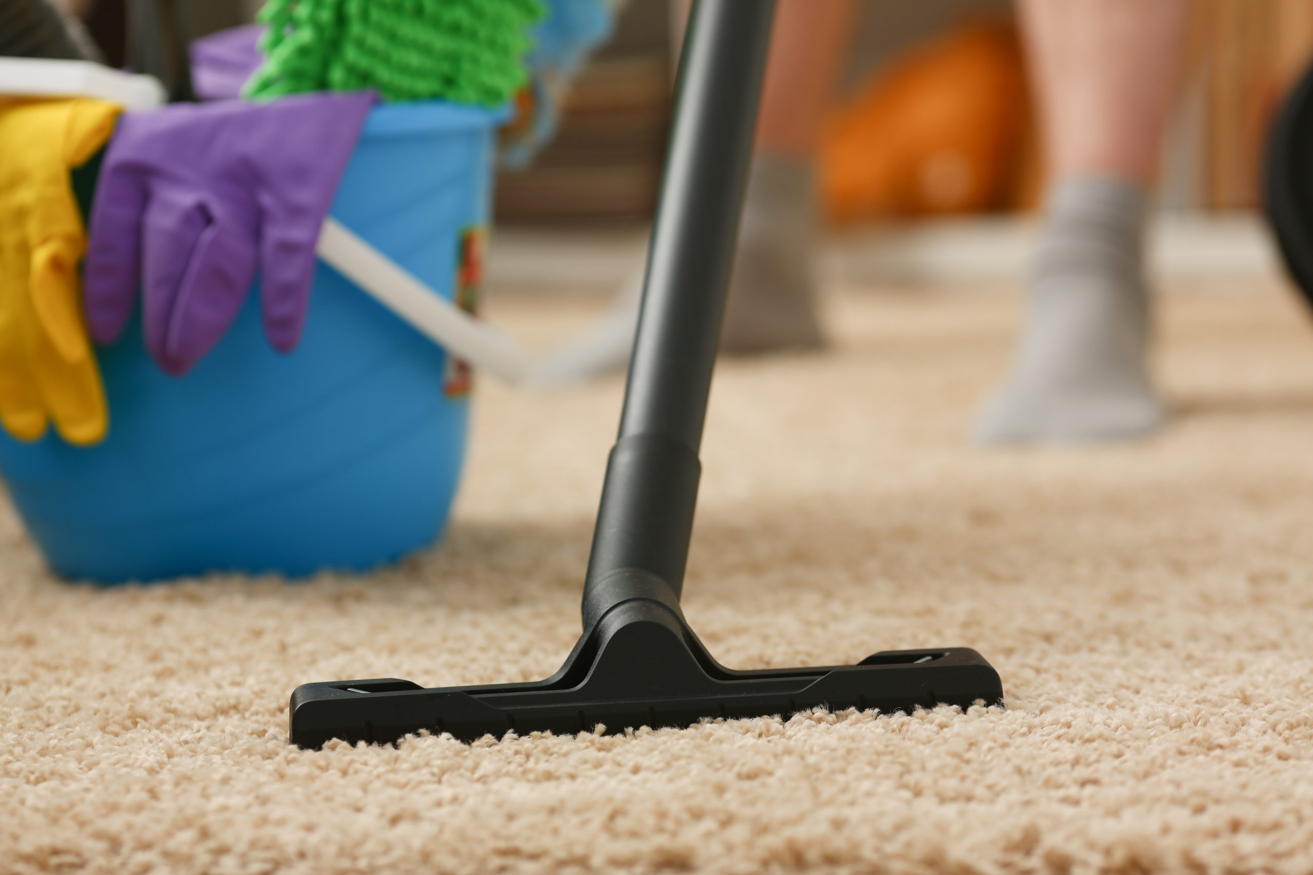 Jak wyczyścić dywan?