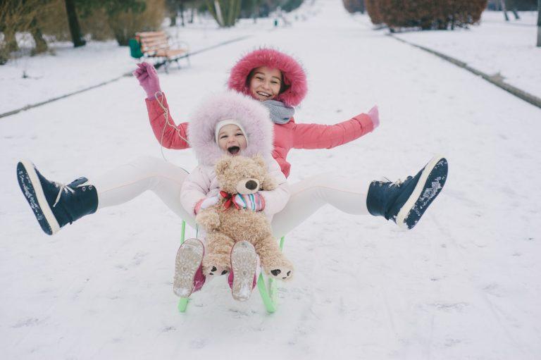 Jak spędzić ferie z dzieckiem?