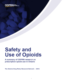 Safety and Use of Opioids