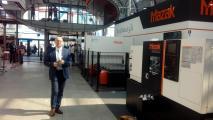 XII Targi Technologii i Urządzeń dla Spawania w Kielcach - stoisko firmy Mazak