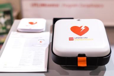 ExpoSilesia INDUSTRYmeeting 2018 Urządzenia AED