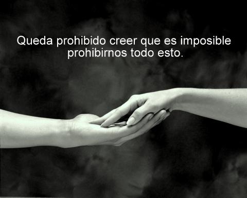 Imposible No Prohibir