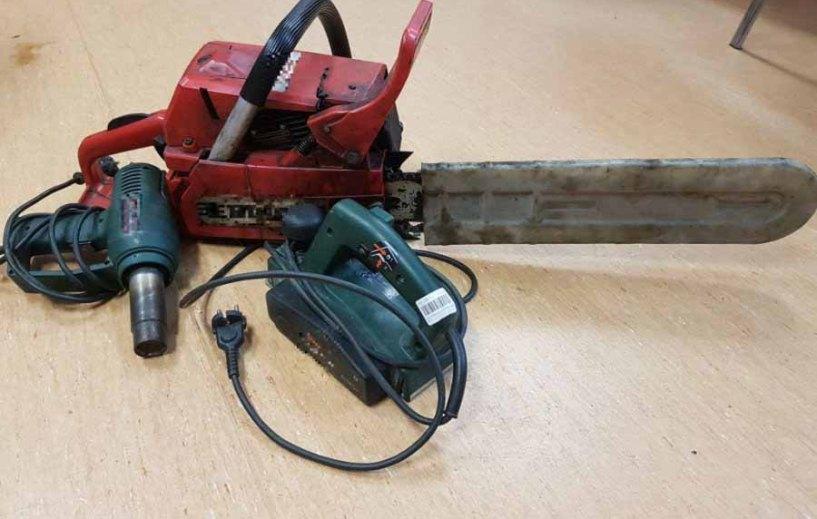 narzędzi budowlanych