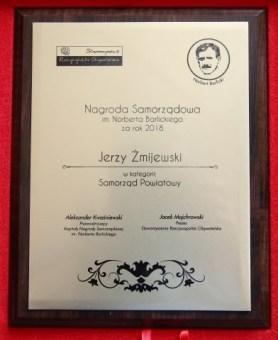 Jerzy Żmijewski nagroda Balickiego