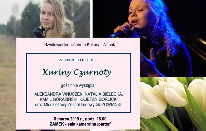 plakat Karina Czarnota