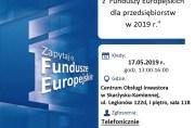 Funduszy Europejskich dla przedsiębiorców