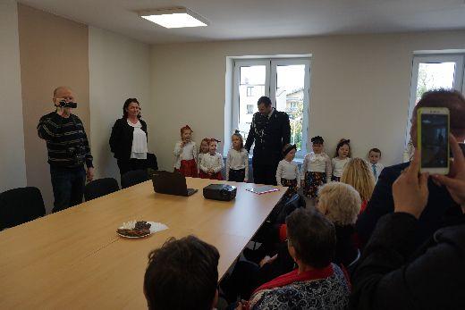domu kultury w Radoszycach