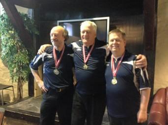 Steinar Karlsen, Rolf Johan Boysen, Stein Erik Wroldsen