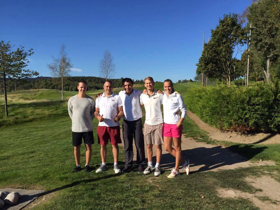 ODSK sin golfgruppe