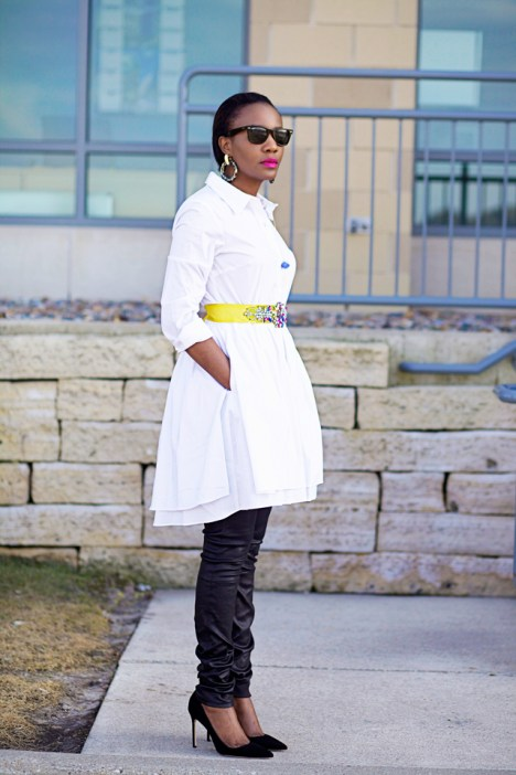 Culled from Motherhood in style