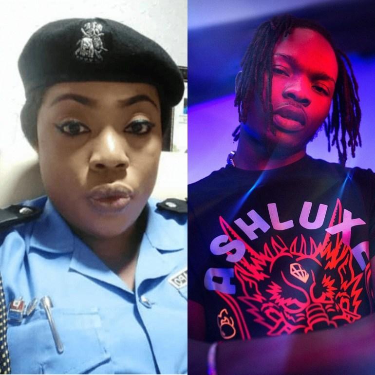 Dolapo Badmus Responses To Naira Marley's Controversial Tweet
