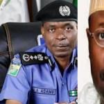 Kogi: Police Teargas IGP, INEC Chairman, Others in Lokoja