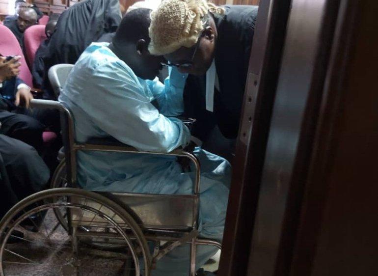 BREAKING: Court Slashes Maina's Bail To N500m