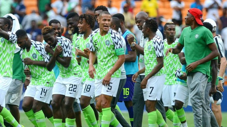 FIFA Ranking: Nigeria Ends 2019 On A High