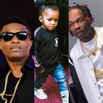 Wizkid Declares His Son The Latest Marlian [VIDEO]