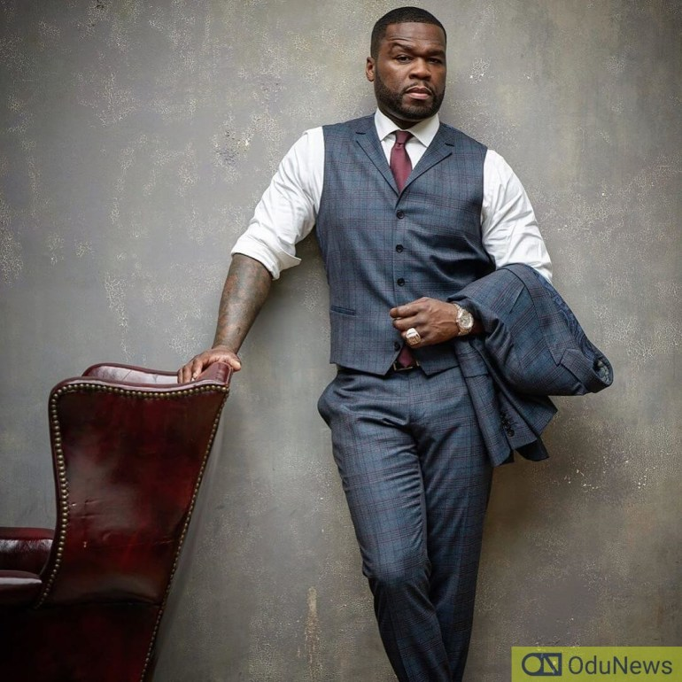 50 Cent producing animated black series