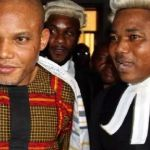 Wanted Nnamdi Kanu's Lawyer Narrates Incident With Police At His Residence