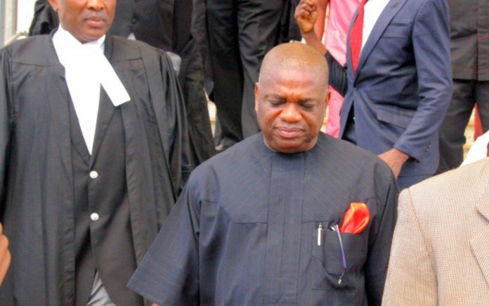 NCoS: Orji Kalu Was A Well Behaved Prisoner