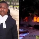 Nnamdi Kanu's Lawyer, Ejiofor, Sues Police, Demands N2bn