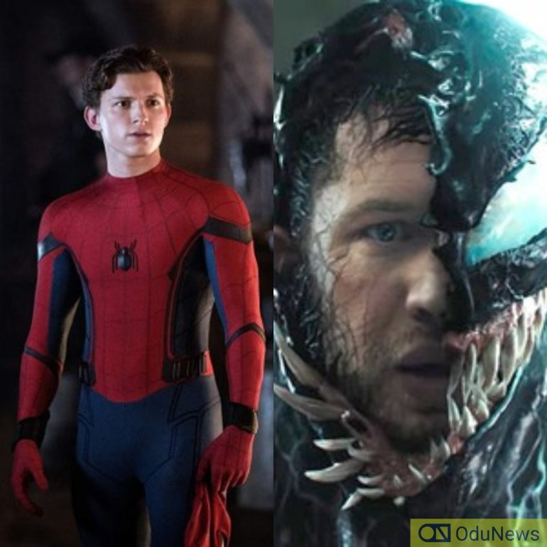 Spiderman rumored to appear in Venom 2