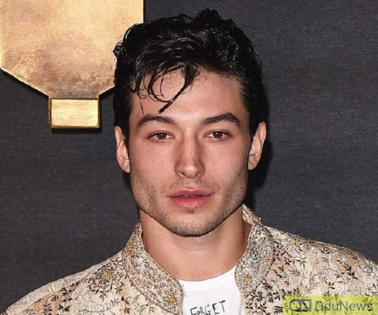 Ezra Miller will reprise his role as the speedster
