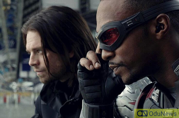 The series stars Sebastian Stan and Anthony Mackie
