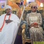 Oluwo Of Iwo Divorces His Jamaican Queen, Chanel Chin, Gives Reasons