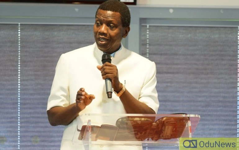 Pastor E.A Adeboye Reveals What God Said About His Death