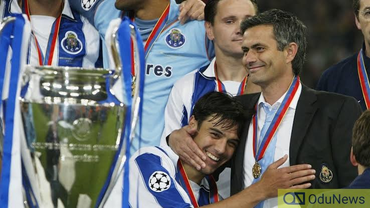 #ThrowBackThursday: Mourinho Became Porto Manager Today