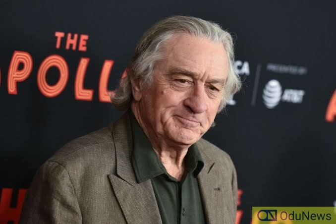 Robert De Niro honored at 2020 SAG Awards