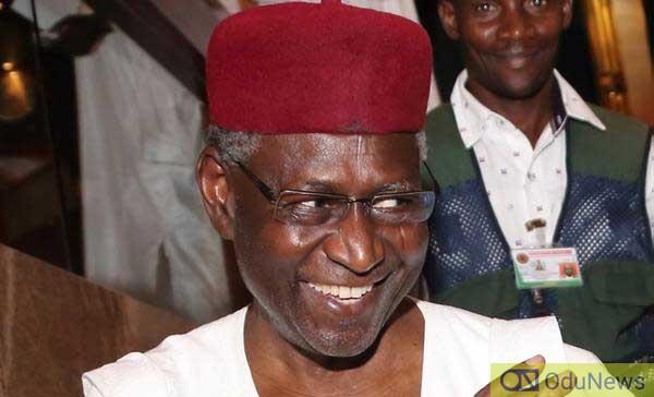 Buhari's Chief of Staff, Abba Kyari is dead