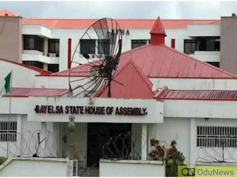 BREAKING: Bayelsa Assembly Speaker Resigns