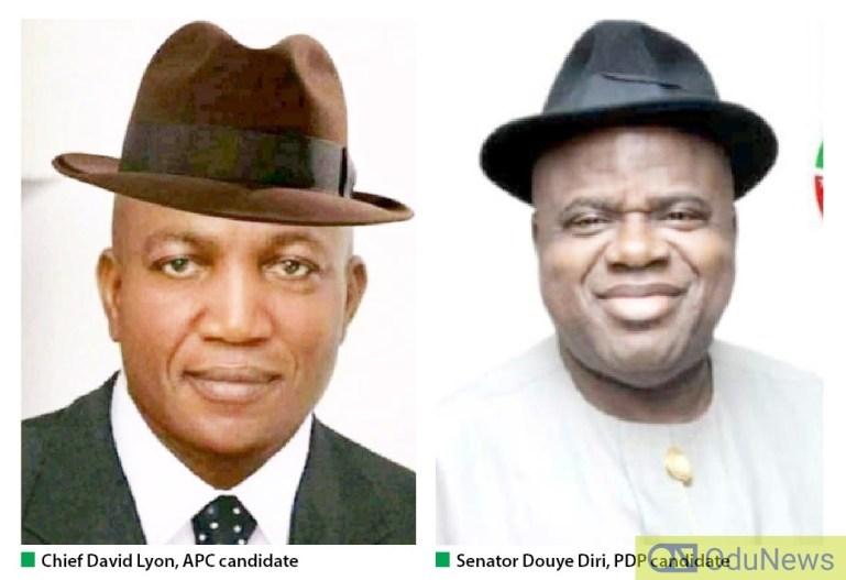 REAKING: Supreme Sticks To Judgement Sacking Lyon As Bayelsa Governor