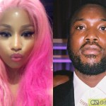 "Nicki Minaj Sparks At Meek Mill, Calls Him A ""Woman Beater"""