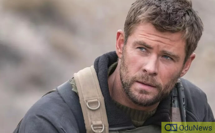 Chris Hemsworth shares his experience on the set of Netflix's Extraction movie