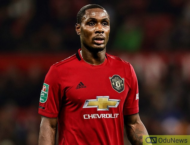 Ighalo Could Become A Permanent Signing - Solksjear