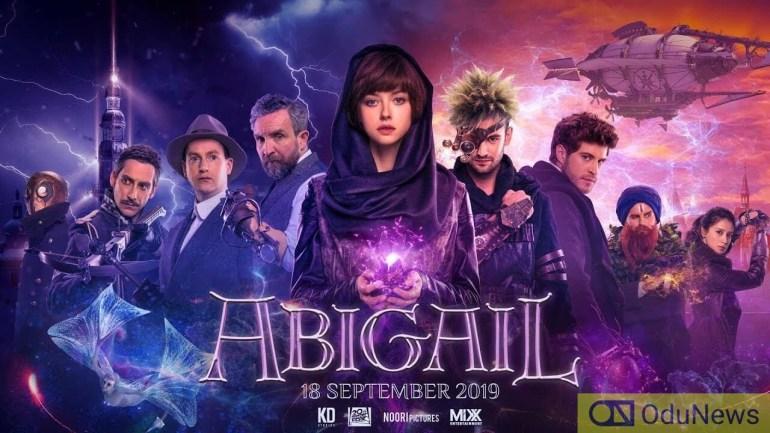 Abigail movie poster